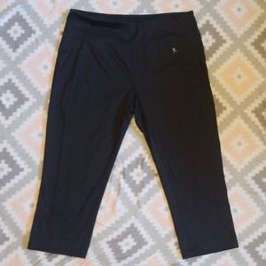 EUC! Black Capris Size Medium